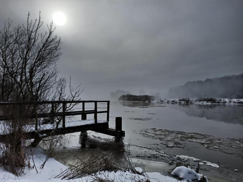 Winter in Winsen