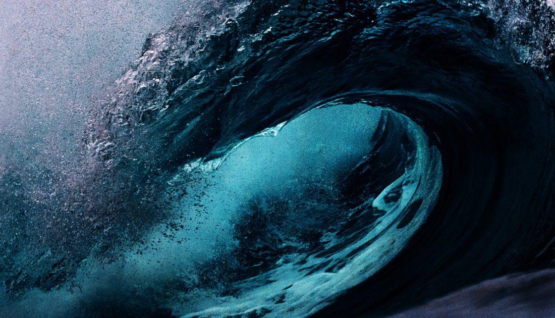 Ein Konflikt kann wie eine Welle sein